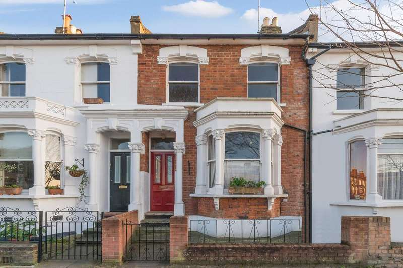 2 Bedrooms Apartment Flat for sale in Conewood Street, London N5