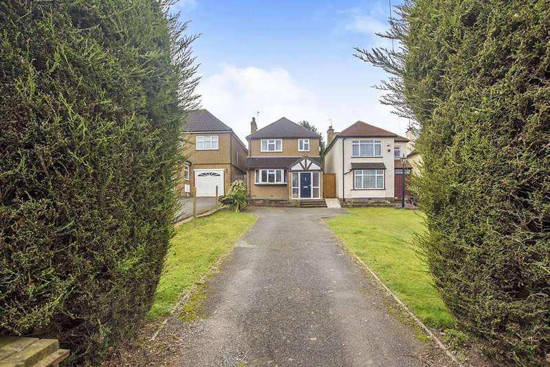 4 Bedrooms Detached House for sale in Sheepcot Lane, WATFORD, WD25