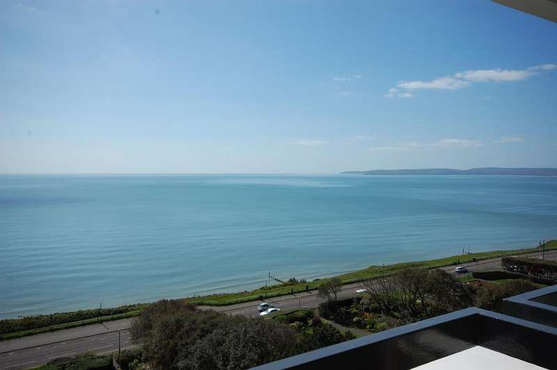2 Bedrooms Apartment Flat for sale in Solent Pines, 29 Manor Road, Bournemouth BH1