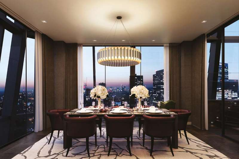 1 Bedroom Flat for sale in DOLLAR BAY POINT, CANARY WHARF, E14