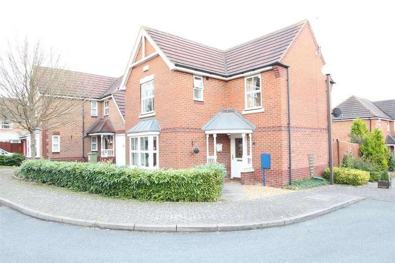 3 Bedrooms Detached House for sale in Linney Court, Tattenhoe, Milton Keynes