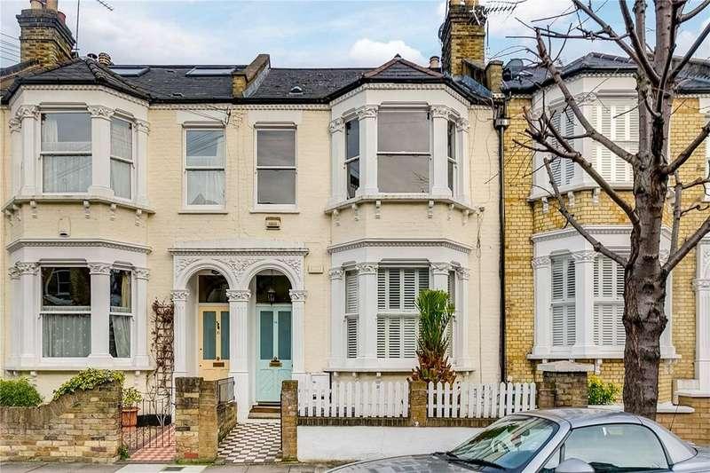 2 Bedrooms Flat for sale in Cromford Road, Putney, London