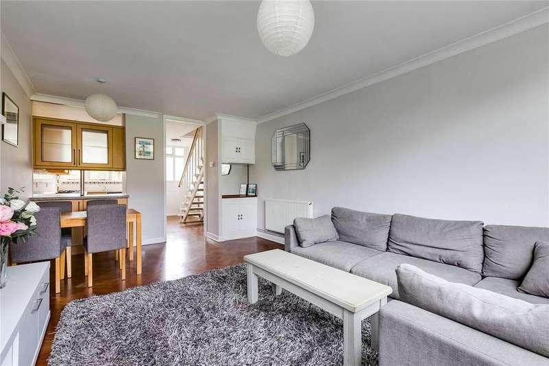 2 Bedrooms Flat for sale in Heath Royal, Kersfield Road, Putney, London