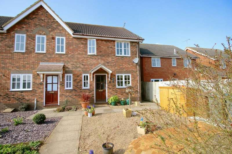 3 Bedrooms End Of Terrace House for sale in Durrant View, Kesgrave