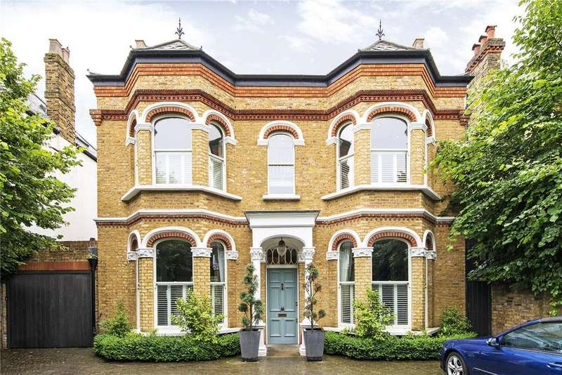5 Bedrooms Detached House for sale in Castelnau, Barnes, London, SW13