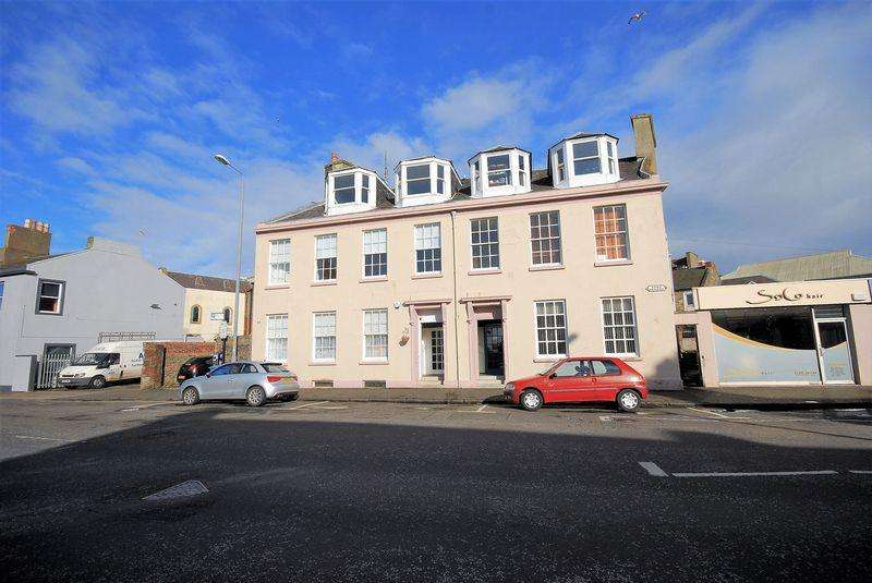 2 Bedrooms Apartment Flat for sale in 52C Fort Street, Ayr, KA7 1DE
