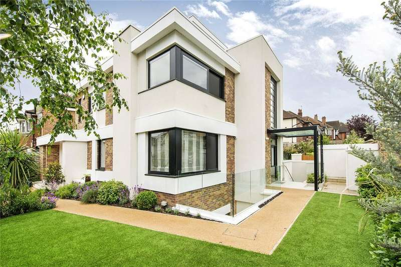 7 Bedrooms Detached House for sale in Kings Road, Richmond, Surrey, TW10