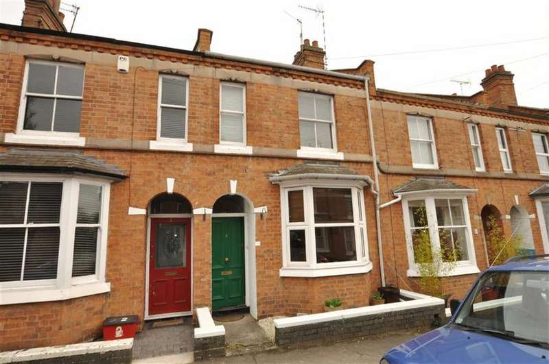 2 Bedrooms Terraced House for sale in Strathearn Road, Leamington Spa