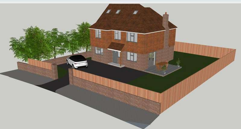 Plot Commercial for sale in Baldwin Avenue, Eastbourne BN21