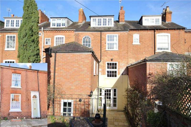 3 Bedrooms Terraced House for sale in York Place, Worcester, Worcestershire, WR1