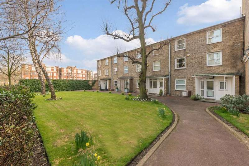 5 Bedrooms Terraced House for sale in Court Close, St. John's Wood Park, London