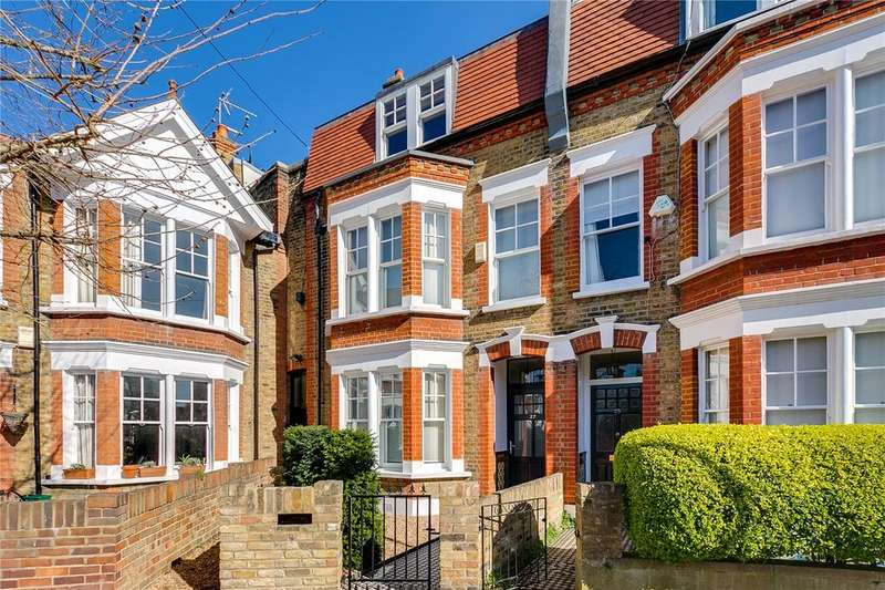 5 Bedrooms End Of Terrace House for sale in Bangalore Street, Putney, London