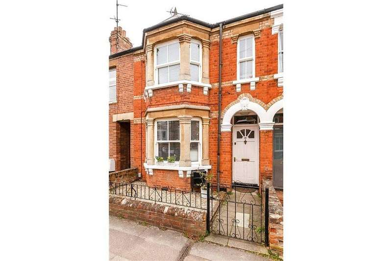 4 Bedrooms Terraced House for sale in Newton Road, Oxford, Oxfordshire, OX1