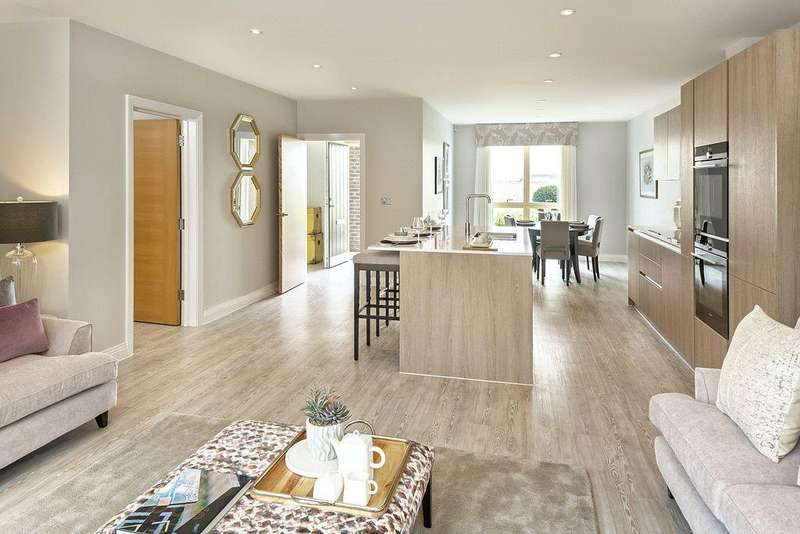 5 Bedrooms House for sale in CALA Homes At Great Kneighton, Hobson Avenue, Trumpington, Cambridge, CB2