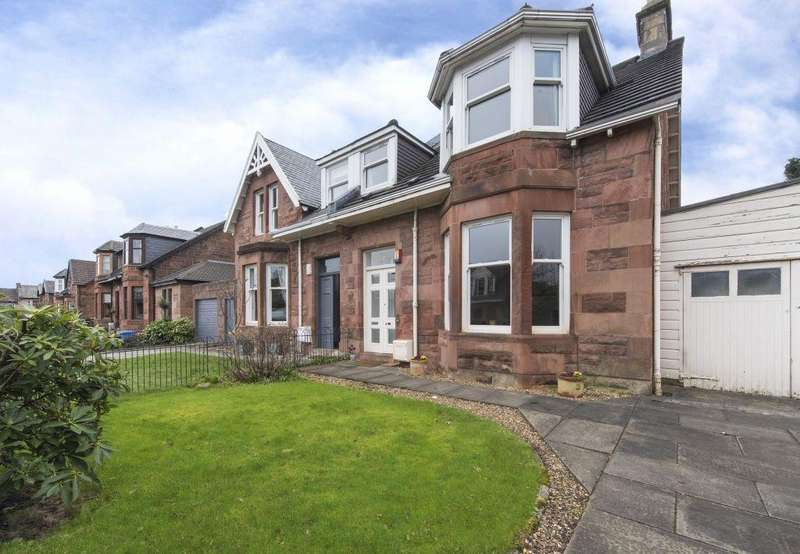 3 Bedrooms Villa House for sale in 137 Kenilworth Avenue, Shawlands, Glasgow, G41 3RD