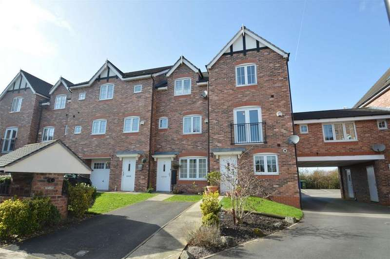 4 Bedrooms End Of Terrace House for sale in Welldale Mews, SALE, Cheshire