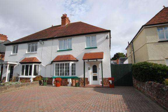 3 Bedrooms Semi Detached House for sale in Alcombe