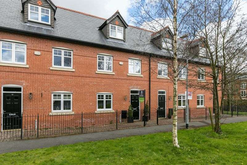 3 Bedrooms Terraced House for sale in Trevore Drive, Standish, WN1 2TT