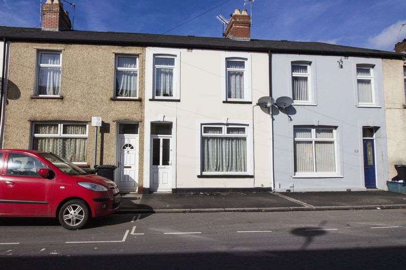 3 Bedrooms Terraced House for sale in Albany Street, Newport