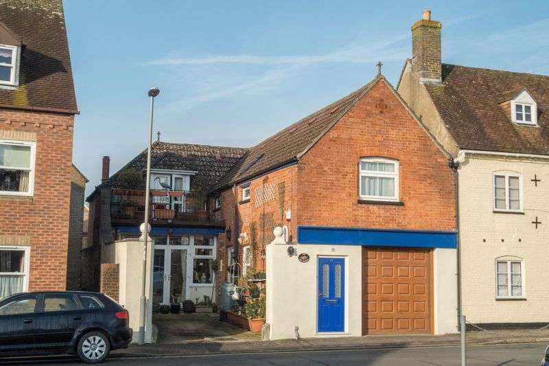 4 Bedrooms Semi Detached House for sale in Wareham