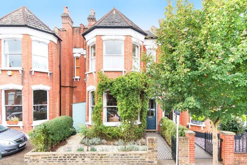 4 Bedrooms House for sale in Morley Road, East Twickenham