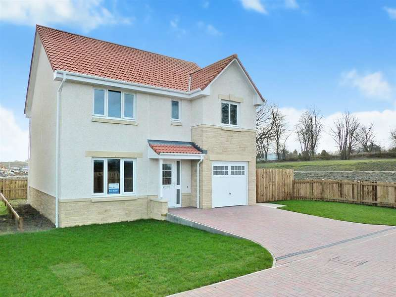 4 Bedrooms Detached House for sale in Walker Homes, New Carron, Meadowcroft, Falkirk