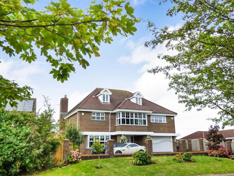 6 Bedrooms Detached House for sale in Barnets House, St Lawrence Road, Chepstow