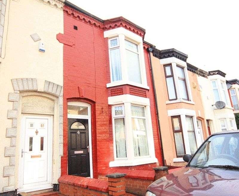 3 Bedrooms Terraced House for sale in Stevenson Street, Wavertree, Liverpool, L15