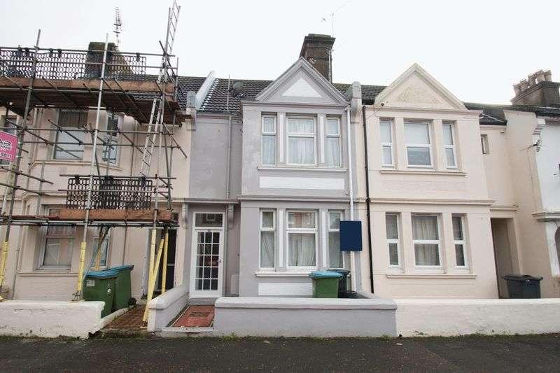 3 Bedrooms Terraced House for sale in Argyle Road, Bognor Regis