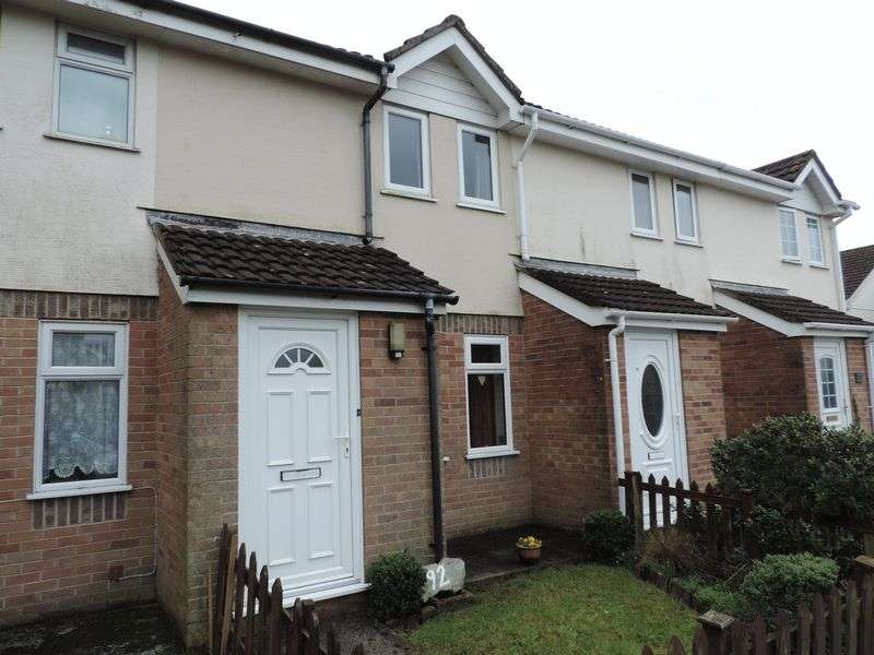 2 Bedrooms Terraced House for sale in Polisken Way, Truro