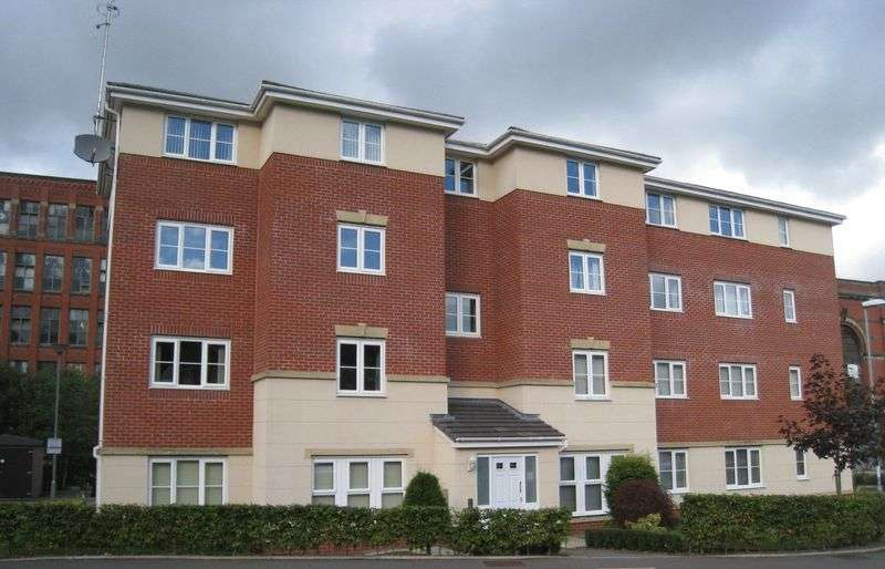 2 Bedrooms Flat for sale in Whitecroft Meadow, Manchester