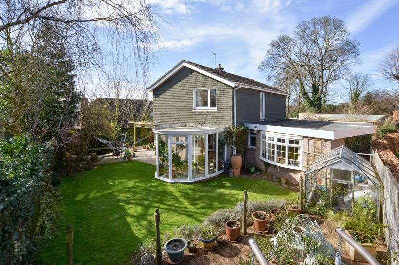 3 Bedrooms Detached House for sale in Newstead Close, Venns Lane, Hereford, HR1 1DL