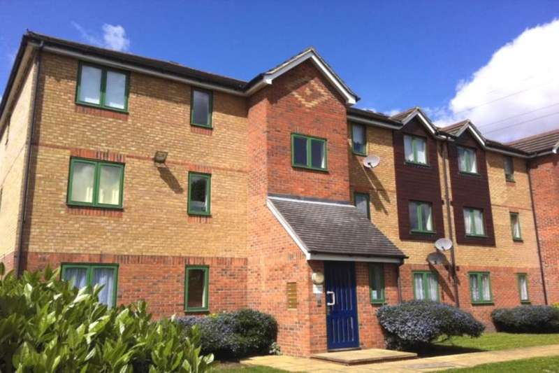 2 Bedrooms Flat for sale in Cornwall Road, Dartford, DA1