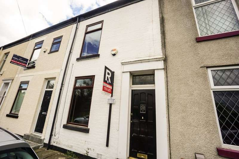 2 Bedrooms Terraced House for sale in Heaton Road,Lostock