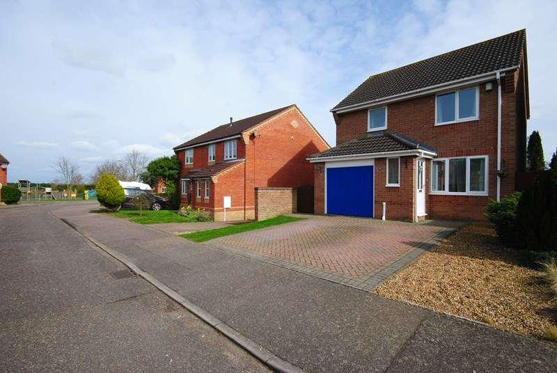 3 Bedrooms Detached House for sale in Appletree Lane, Roydon, Diss