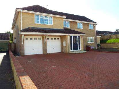 4 Bedrooms Detached House for sale in Shepton Beauchamp, Ilminster, Somerset