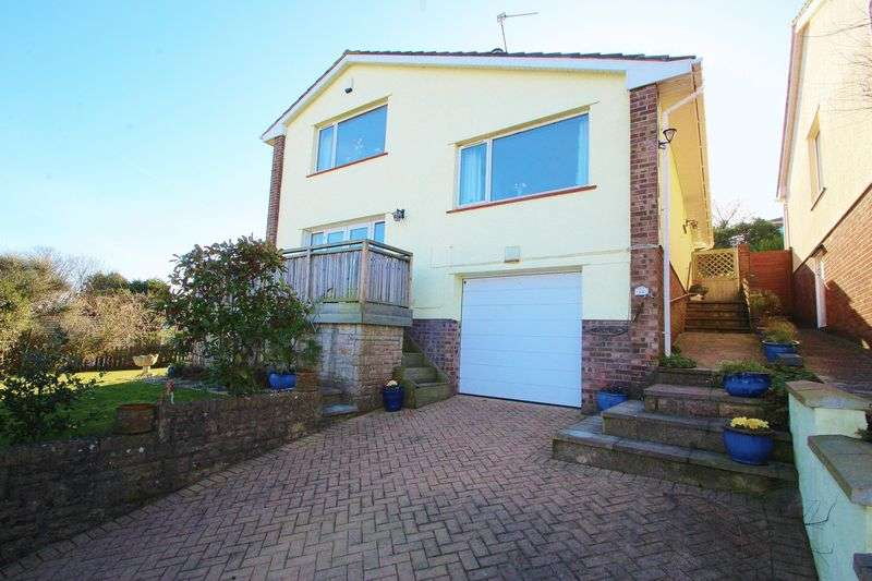 4 Bedrooms Detached House for sale in Riverleaze, Portishead