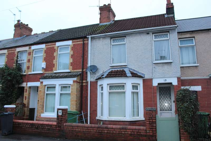 3 Bedrooms Terraced House for sale in Coronation Road, CARDIFF