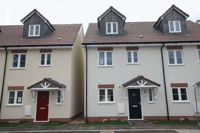 4 Bedrooms Semi Detached House for sale in Broad Lane, Yate, Bristol