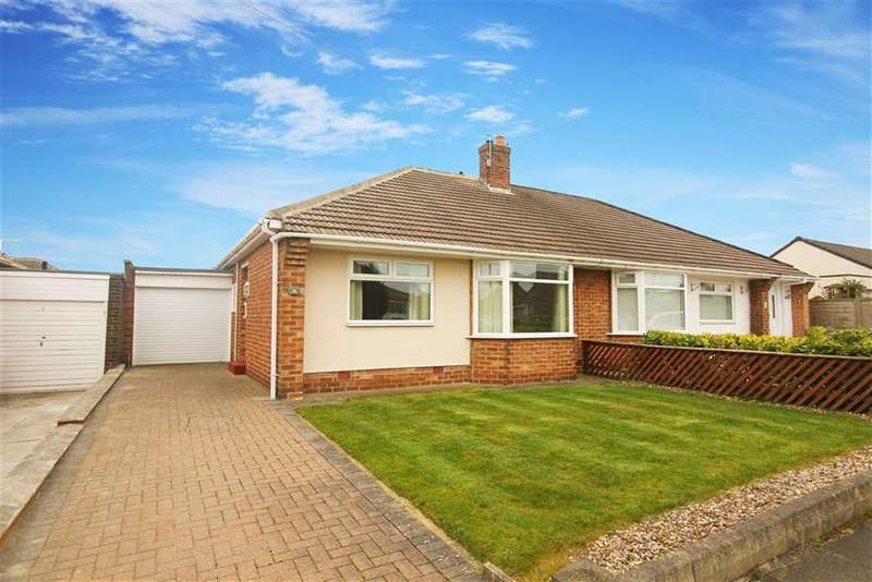 2 Bedrooms Bungalow for sale in Ovingham Gardens, Wideopen, Newcastle Upon Tyne
