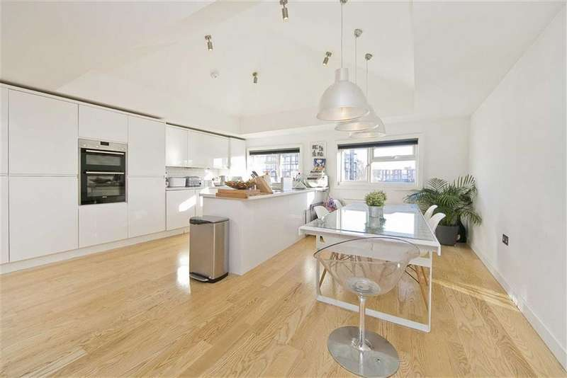 3 Bedrooms Property for sale in Abercorn Place, St Johns Wood, NW8