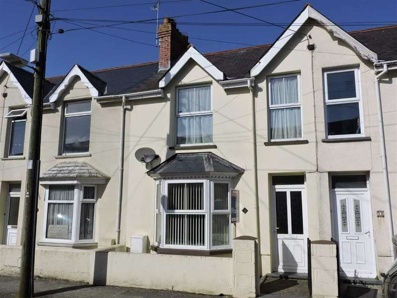 2 Bedrooms Terraced House for sale in Victoria Avenue, Fishguard