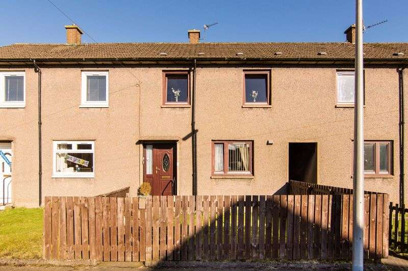 3 Bedrooms Terraced House for sale in 58 Cocklaw Street, Kelty, Fife, KY4 0DD