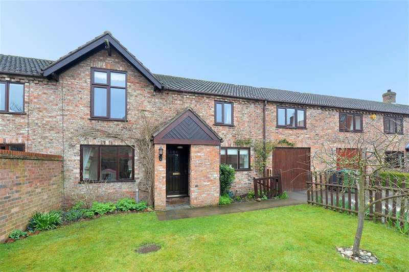 3 Bedrooms Cottage House for sale in Dunroyal Close, Helperby, York, YO61