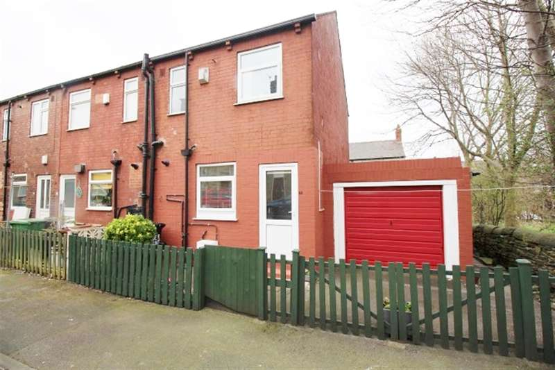 2 Bedrooms End Of Terrace House for sale in Elder Place, Bramley, LS13 4BH