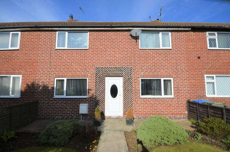 3 Bedrooms Terraced House for sale in 37 Shireoaks Common, Worksop, S81 8PR