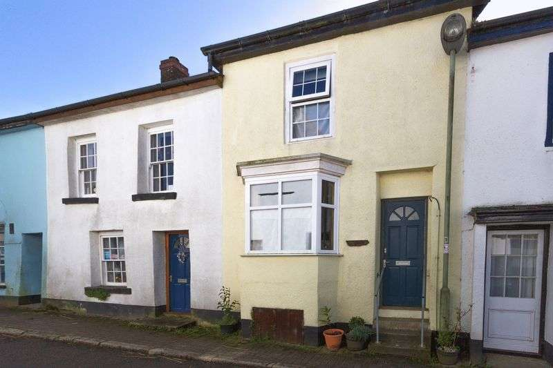 2 Bedrooms Terraced House for sale in Castle Street, Winkleigh