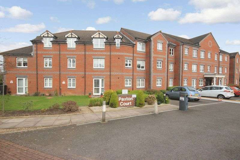 1 Bedroom Retirement Property for sale in Paxton Court, Grove Park, SE12 9QQ