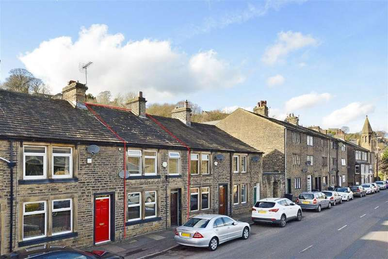2 Bedrooms Terraced House for sale in Oldham Road, Ripponden