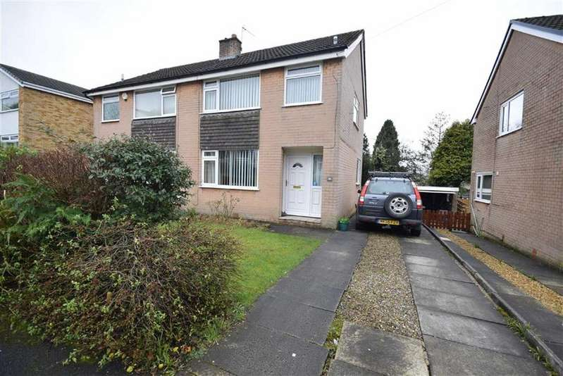 3 Bedrooms Semi Detached House for sale in Warwick Drive, Brierfield, Lancashire
